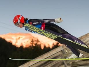 Skispringen Damen