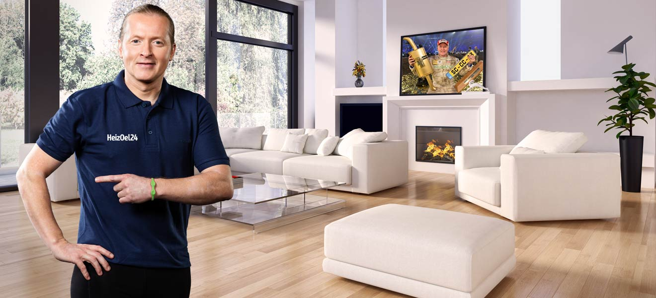 Joey Kelly empfiehlt HeizOel24