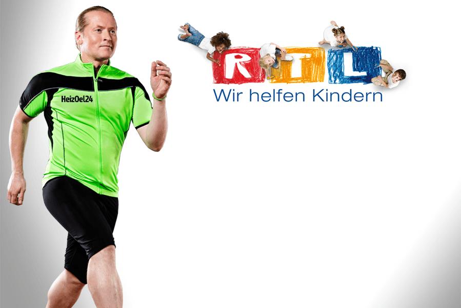Joey Kelly beim RTL-Spendenmarathon